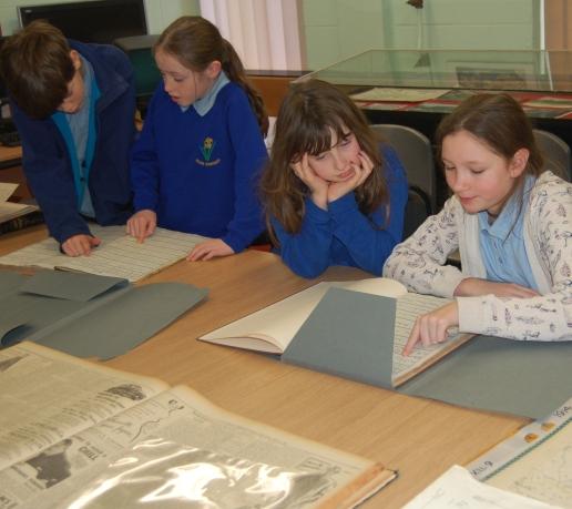 Gwynedd Archives Education Service