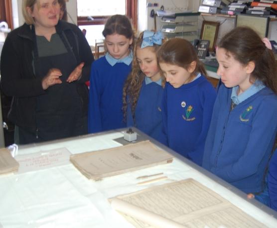 Gwynedd Archives Education Service 3